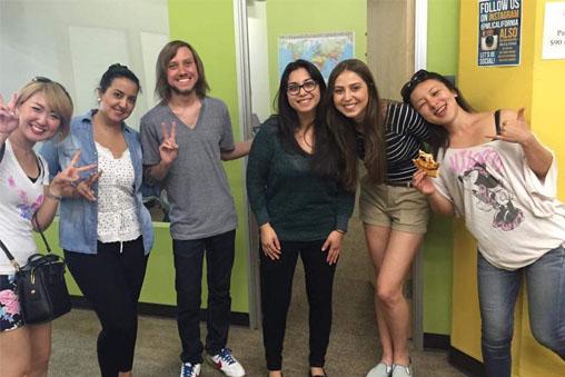 Amerika Dil Okulu Öğrenci Yorumları
