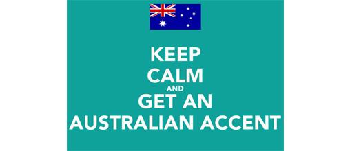 Avustralya Aksanı