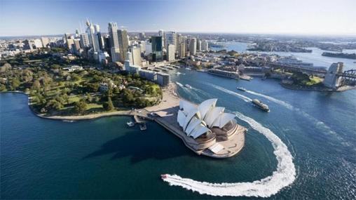 Avustralya'da Ulaşım