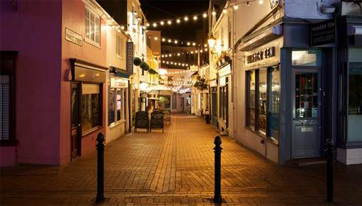 Brighton Sokakları