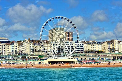 Brighton'da Dil Eğitimi
