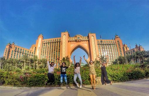 Birleşik Arap Emirlikleri'nde Dil Okulu