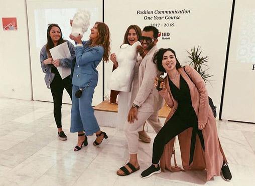IED Madrid Fashion Communication Master Programı