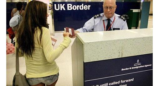 İngiltere'de Havaalanı Öğrenci Transferi