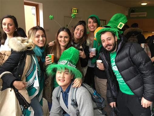 Dublinde Dil Eğitimi
