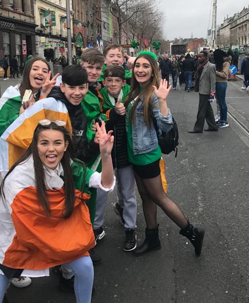 Dublin'de Dil Okulu