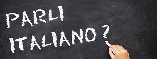 İtalya'da İtalyanca Dil eğitimi