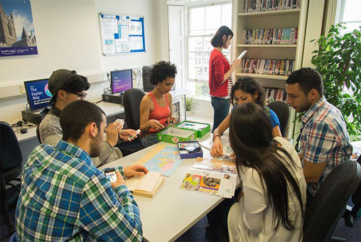Kaplan dil Okulu Dublin Tavsiye