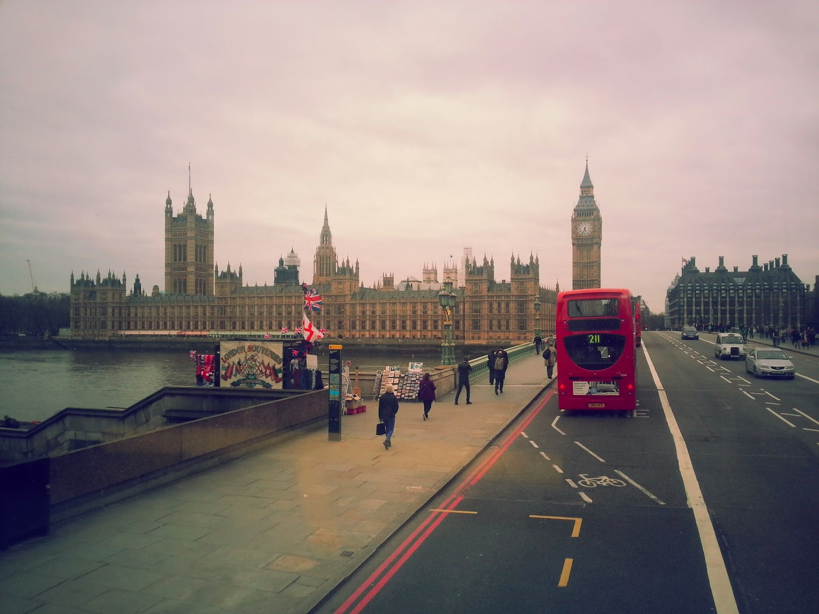 Londra'da Yaşam