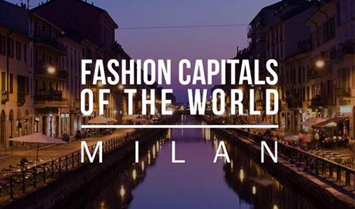 Milano'da Moda Eğitimi