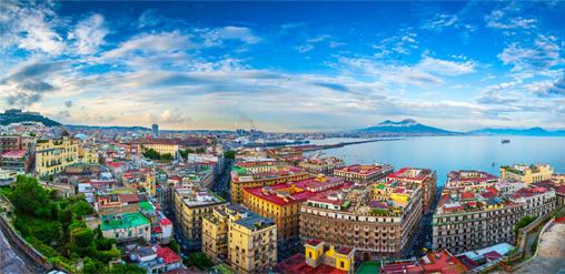 Napoli'de Yaşam ve Eğitim