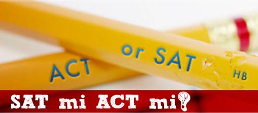 SAT ACT Sınav Hazılık Kursları