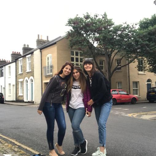St Giles Cambridge'de 8 Haftalık İngilizce