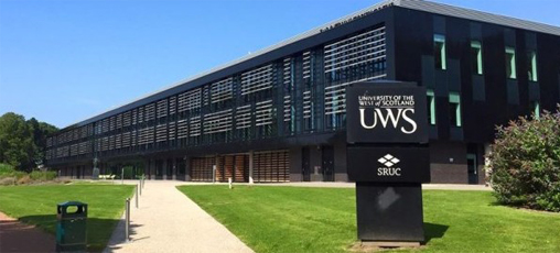 University of West Scotland MBA Programı