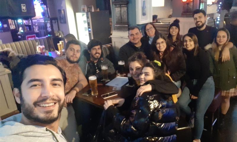 İlk Yurtdışı Deneyimim Dublin'de 6 Ay İngilizce