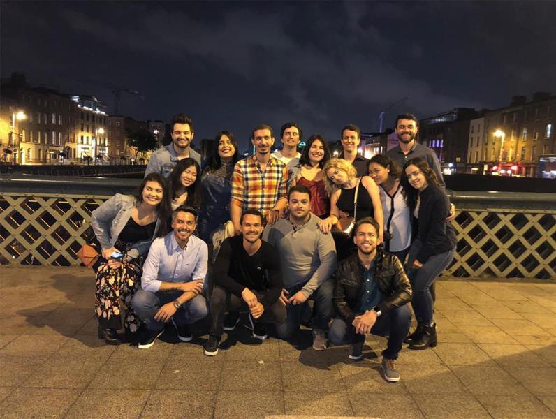 İrlanda'da Dil Eğitiminde İlk Haftam Atlas Language School