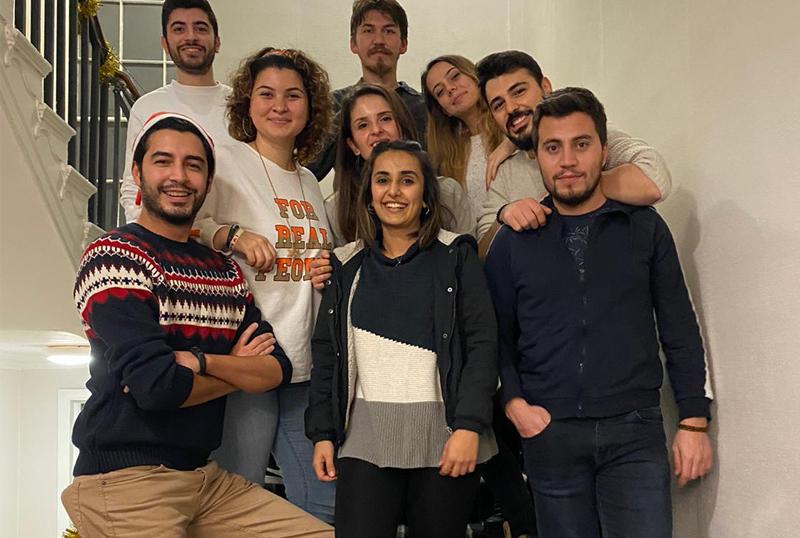 A2 Fuarından 25 Hafta Atlas Dublin Dil Okuluna