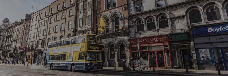 Centre of English Studies Dublin Dil Okulu Tavsiyeleri