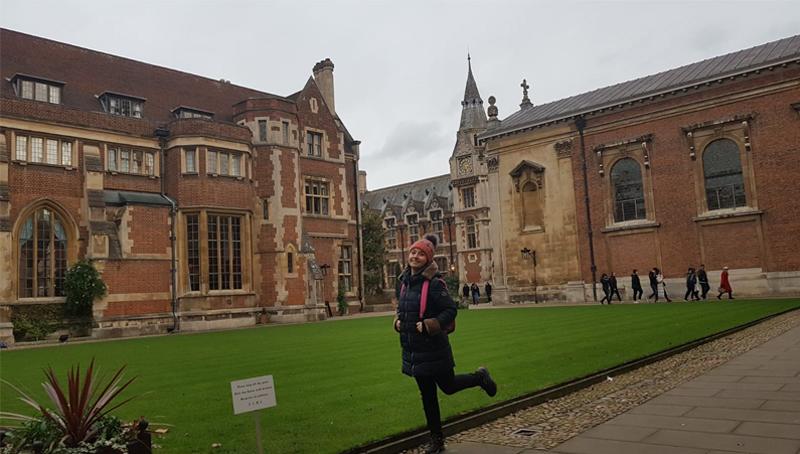 EC English Cambridge'de 16 Hafta Dil Eğitimi & IELTS