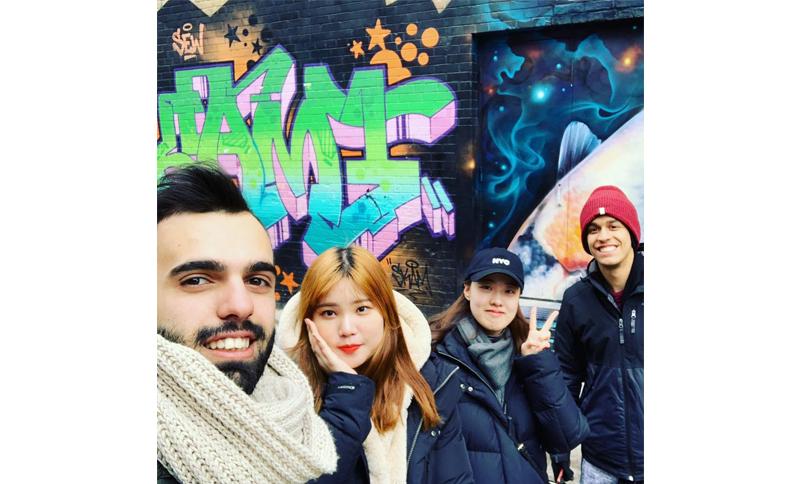 ILSC Toronto'da 26 Hafta İngilizce Dil Eğitimi