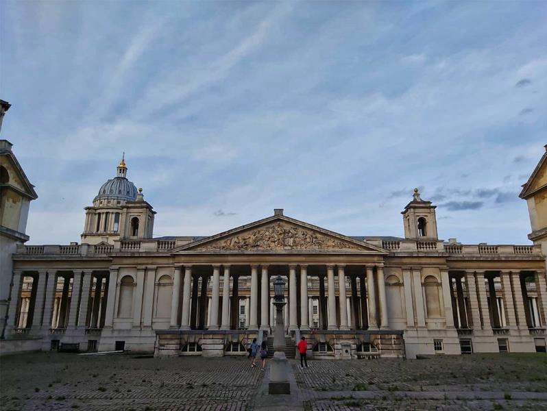 Londra'da 1 Ay Dil Eğitimi St. Giles Dil Okulu