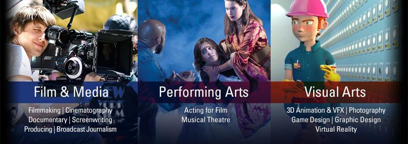 Yurtdışında Tv-Medya Bölümleri New York Film Academy