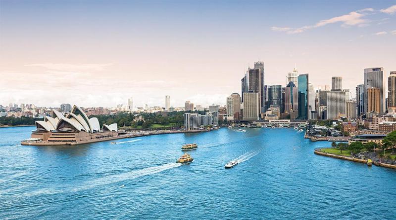 Avustralya Dil Okulları Sydney