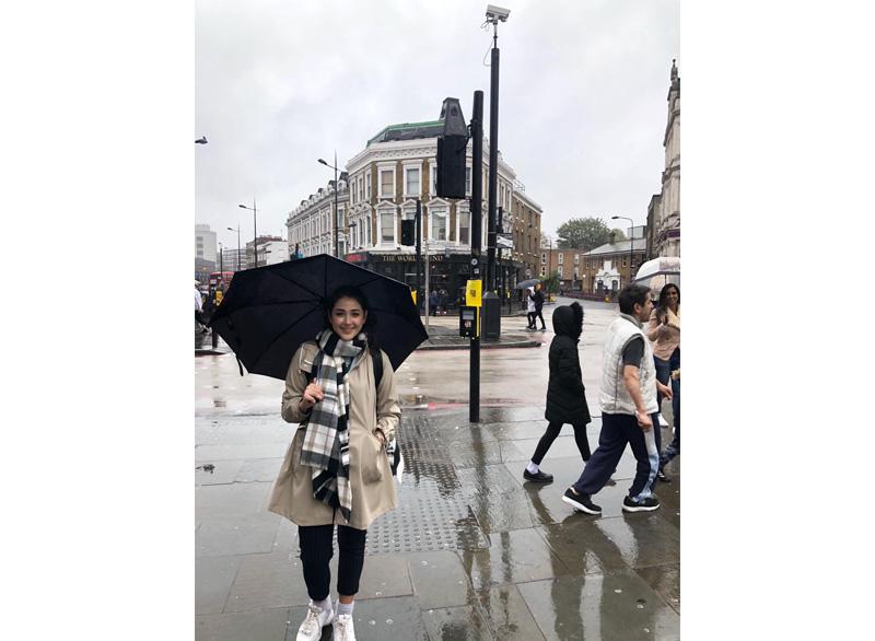 Ec Londra'da 10 Hafta Genel İngilizce