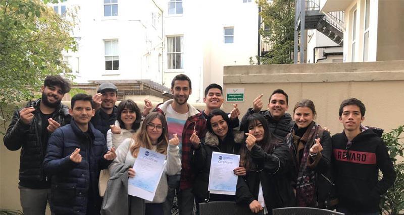 İngiltere Brighton'da 6 Aylık Dil Eğitimim