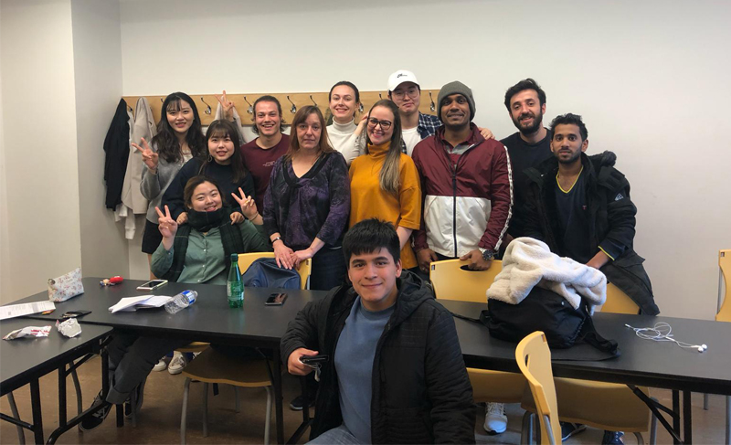 Kanada'da Dil Eğitimi Sonrası Sertifika Programına Katıldım