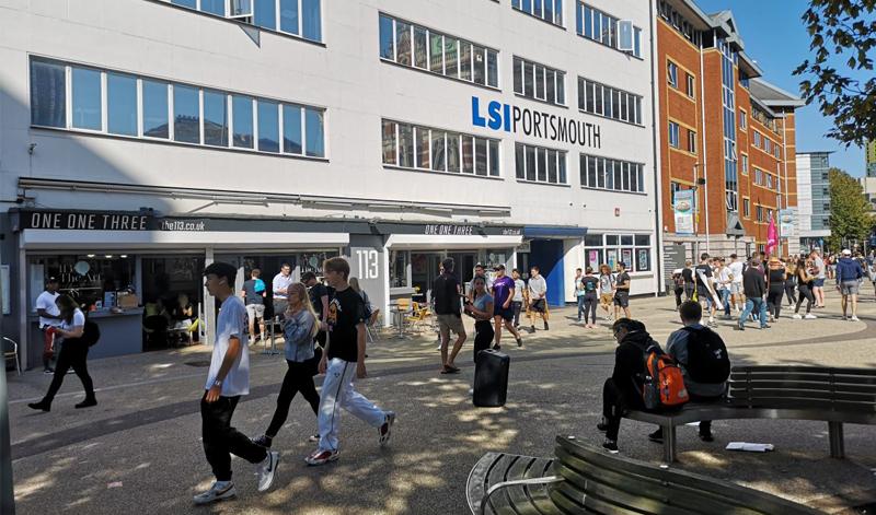 Portsmouth'ta Dil Eğitimi ve Yaşam